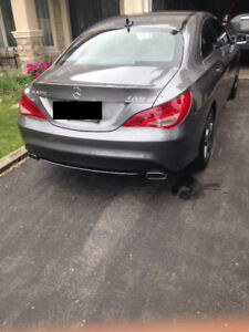 2015 Mercedes Benz CLA 250 4Matic -Lease takeover $500 TAX IN!