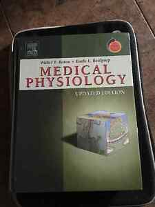 Textbook, physiology and pharmacology