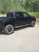 Toyota/Chevy 6 stud rims and tires