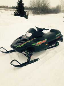 2002 ARCTIC CAT ZL550