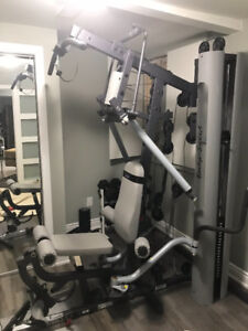 Gym machine -  Full exercise machine for home by SolidBody ..