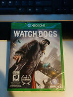 Xbox One - Watch Dogs NEW Factory Sealed