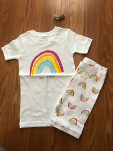 Brand new girl summer pj suit size 5t