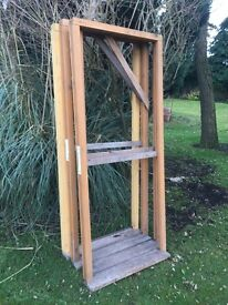 External Door Frames x4 - assorted building supplies