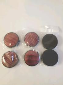 PLASTIC WHEEL CAPS
