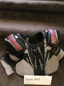 Warrior Shoulder Pads - Youth