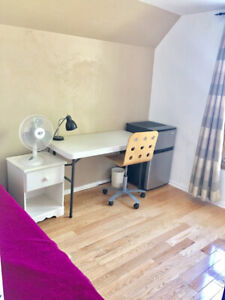 Fully furnished large room 2 floor for female tenant house only