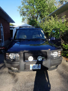 2001 Land Rover Range Rover HSE SUV