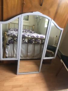 Old Dresser Mirror