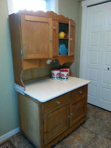 Hoosier cabinet