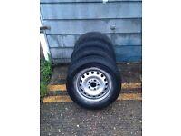 Mercedes Vito Wheel Tyres