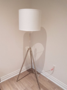 Large Floor Lamp with LED bulb