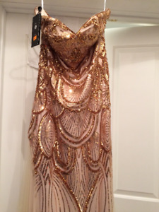 **NEW YEARS EVE GOWN**
