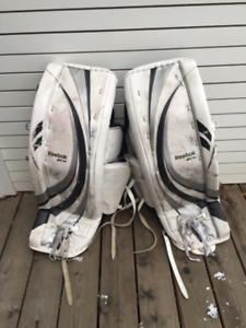 REEBOK SR 9K PADS FOR SALE! Selling other gear too...