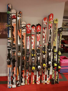 Race ready ski - Dynastar SG 195cm with Look bindings