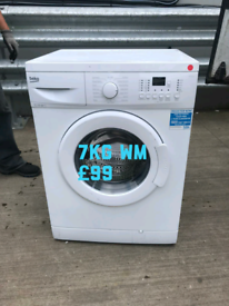 Beko 7kg washing machine free delivery in derby 1807