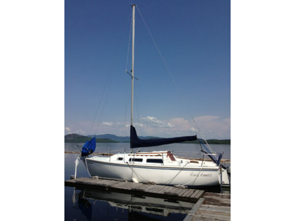 Used 1980 Other Catalina 25 Swing Keel