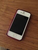 iPhone 4s w/ Rogers