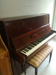 Piano - Good Working Condition
