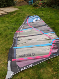 Duotone E Pace 6.2m 2021 windsurf sail