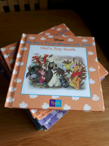 Winnie the Pooh - Collection of Books