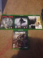 I got 4 games willing to trade for elder scrolls online Xbox one