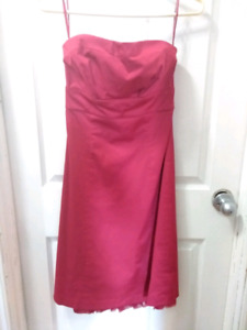 Formal Red Dress from RW&CO.