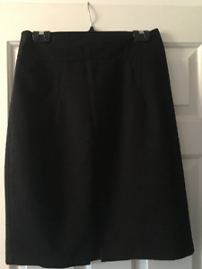MAX - Black business skirt size 12