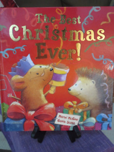 The Best Christmas Ever by Marni McGee Adorable Story New