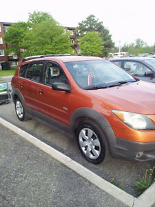 2004 Pontiac Vibe Hatchback $3200obo A/C no rust, Good Condition