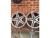 Mercedes CLC wheels for sale
