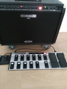 Behringer Amplifier - Amplificateur