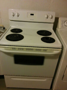 Frigidaire stove and Kenmore Washer, Dryer and Dishwasher