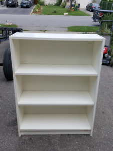 Bookshelf white IKEA