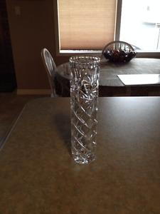 Gorgeous Lead Crystal Vase