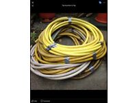 Compressor hoses assorted sizes joblot