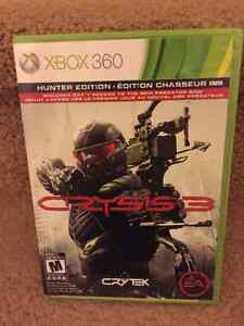 Crysis 3 for the XBox 360