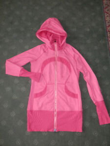 Lululemon jackets and hoodies (various styles ans sizes)