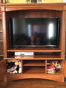 Beautiful IKEA Wooden TV Cabinet For Sale