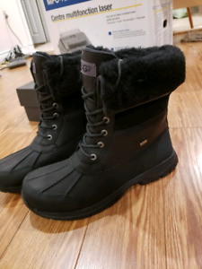 Mens ugg Butte boots new never worn large size 11