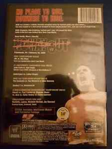 WWE No Way Out 2005 DVD  (New) London Ontario image 2