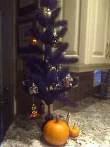 """Halloween Spooky Tree Black bendable branches 36"""" tall Kitchener / Waterloo Kitchener Area image 3"""