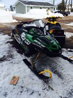 2005 SNOPRO 700 WITH REVERSE TRADE