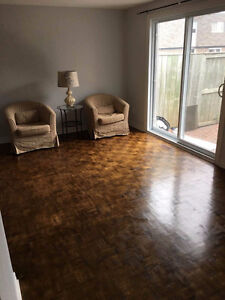 newly renovated 3 bedroom townhouse available.