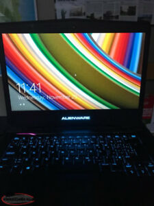 for sale or trade Alienware gaming laptop