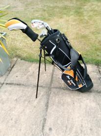 Ben Sayers junior golf club set