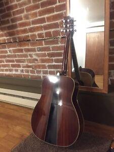 Vintage Yamaha FG 340 quality acoustic guitar