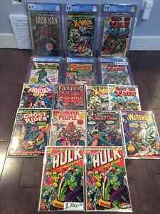 Silver Age Key Issue Comics for Sell Edmonton Edmonton Area image 1
