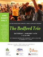 Accessible Classical Concert:  For Adults w/ Autism + Their Fams