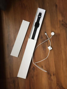 Apple Watch 42mm - LIKE NEW (comes with box & receipt)